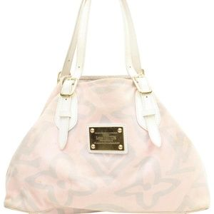 Louis Vuitton Pink Monogram Tahitienne Cabas PM